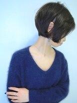 モリオ 池袋店(morio FROM LONDON)【morio池袋】女性らしい黒髪レイヤーボブ♪