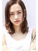 ネイヴィル(navile)☆小顔ボブディ×シアーブランジュデザインカラー☆navile大河