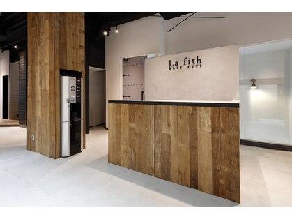 ラフィス ヘアー レイヴ 姫路店(La fith hair reve)の写真