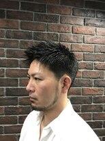 バーバー タイム オブ ディライト(Barber Time Of Delight)王道ショートスタイル