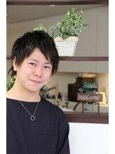 ヘアーアンドリラクゼーション グローブ 経堂 (Hair&Relaxation GROVE)緒方 悠紀