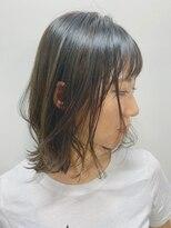 アッド バイ ケーツー(add by K-two)大人気☆グレーカラー×ソフィーライト/心斎橋&難波&堀江&新町