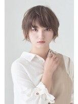 ミンクス 銀座店(MINX)【銀座店鈴木】レイヤーショートボブ
