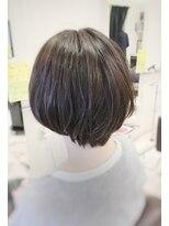 クール ヘアー ギャラリー 神明町店(COOL Hair gallery)ふわツヤショート☆美シルエット