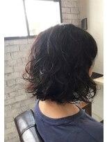 ルルカ ヘアサロン(LuLuca Hair Salon)LuLucaお客様☆スナップ ハネ感ありのパーマスタイル