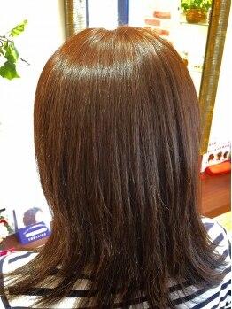 リリエット(Lilyetto)の写真/《Lilyetto》のカラーは自然でキレイな発色と極上の艶感が◎髪本来の美しさを引き出します!!