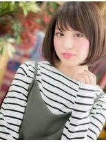 ■シンプル黒髪ナチュラルボブ8-23★戸田公園20代30代40代