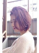 デザイナーズヘアー ラグジス(Designers hair LUXIS)~【LUXIS】~大人フェミニン小顔ショート♪