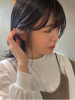 グランツ ヘアー(glanz hair)の写真/丁寧なカウンセリングと高いカット技術で「なりたい」を叶えます!アットホームな雰囲気に居心地の良さ◎