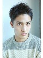 ヘアーメイク リアン 新田辺店(Hair Make REAN)王道の短髪ベリーショート