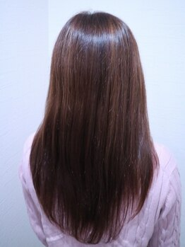 ビスク(bisq)の写真/「あなたのお悩み・髪質に合わせた縮毛矯正を。」丁寧なカウンセリングで、求めていた理想の髪質が実現◎
