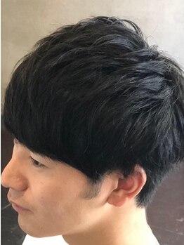 美容室 沙助の写真/旬を取り入れたデザイン×似合わせカットにリピーター多数☆アナタに似合うヘアが見つかる♪