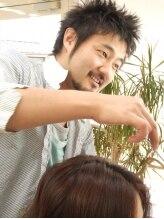 ヘアスペース タング(Hair space Tang)筒井 嘉文