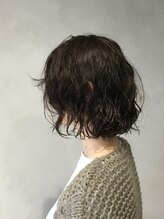 ベター ヘアー(Better hair)ふつうにボブでパーマ