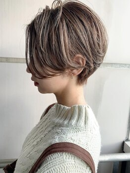 ボタニウム ドット アン(BOTANIUM.An)の写真/意外に多い20代・30代からの白髪ケア♪明るく染める白髪染めでオシャレもケアもいいとこ取り♪