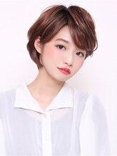 ロココオーガニックレーベル(LOCOCO organics label)春のおキャワ髪☆幸せショートボブ