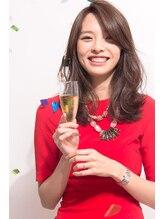 トーストバイコレット(toast by collet)☆コンサバモードセミディ☆【toast by collet】03-5937-3480