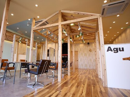 アグ ヘアー パピカ 袋井店(Agu hair pahica)の写真