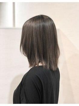 """アンサンブル ヘアーデザイン(ensemble hair design)の写真/""""今までどこのお店でもダメだった…""""そんな方必見。リピーター続出の高技術をお試しください。"""