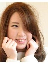 アフティ(afumty)Sweet☆ワンカールかき上げバング!