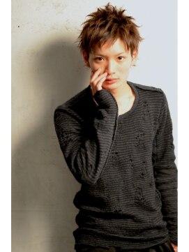 髪型メンズショートのナイン NINEツーブロックショート【NINE】ベリーショート 担当 五明顕太