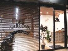 レギャルソン(Les Garcons)の雰囲気(与野本町駅西口徒歩1分!平日20:30まで営業。<理容室>)