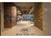 ラフ トーキョウ(RAF TOKYO)の雰囲気(入り口からおしゃれな空間に、ワクワクが止まりません!)