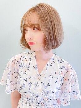 ヘアーディレクションイアス (HAIR DIRECTION eAs)の写真/ヘアカラーは《eAs》にお任せ♪徹底したカウンセリングと丁寧な技術で、あなたに似合う色をご提案☆