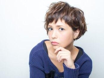 ランカ(Lanca)の写真/【髪の扱いやすさUP!!】お客様の髪質や骨格を考え計算されたカット技術。毎日のセットが楽々に♪