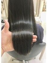 エッセンシャルヘアケア アンド ビューティー(Essential haircare & beauty)ダメージを最大限に抑えたストレート