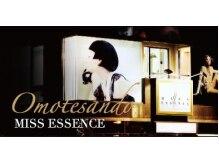 ミスエッセンス 表参道店(MISS ESSENCE)の雰囲気(看板写真)