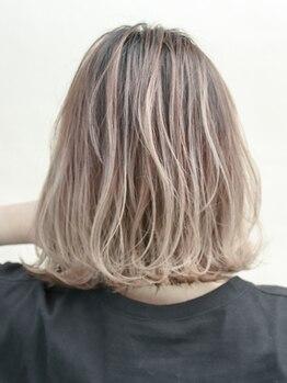 ヨファ ヘアー(YOFA hair)の写真/【川西能勢口/N.カラー+TR¥4500】ショートとボブ、まかせて。「私らしい」らくちんオシャレStyle提案♪