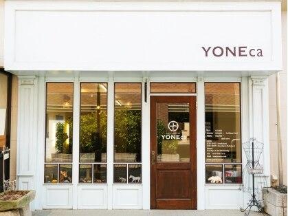 ヘアーアトリエ ヨネカ(hair atelier YONEca)の写真