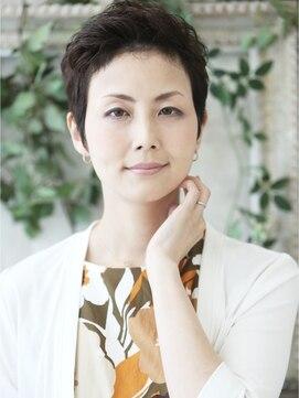 アルカ 横須賀中央店(Aluca)短めの前髪上げてでアクセントを【横須賀中央】