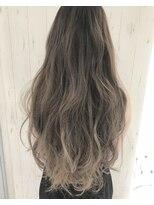 ラ ブランシュ 大宮(La Blanche)【大宮東口】グレージュカラー髪質改善/オージュア