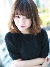 アグ ヘアー ローレン 守山店(Agu hair loren)人気No.1☆ふわふわモテセミディ☆