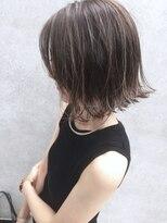 【Lomalia表参道/原宿】アッシュベージュ × ハイライトカラー