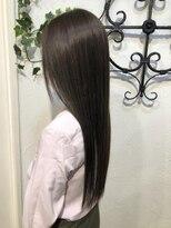 ローグヘアー 綾瀬店(Rogue HAIR)艶感グレイカラー