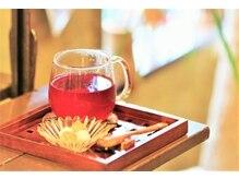 ラグタブフロアー(Laug(h) tab Floor)の雰囲気(コーヒーやハーブティー等多種のドリンクサービスも大好評♪)
