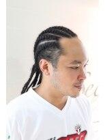 Seeek Style フルコーンローBRAIDS☆