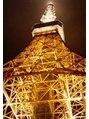 グリップヘアー(Grip hair)そして東京タワーが好き