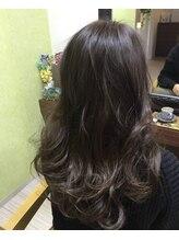 フォレストヘアー(forest.hair)カラー