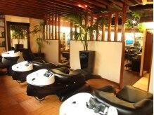 ヘアリゾート ディアリウム(Hair Resort DEARIUM)の雰囲気(町田初フルフラットのYUMEシャンプー台を全台導入!夢心地時間を)