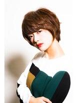 ミンクス ギンザ(MINX ginza)【MINX銀座】2019年上半期!ジェンダーレスエッジショート