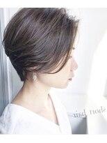 モッズヘア 仙台PARCO店(mod's hair)ショートスタイル