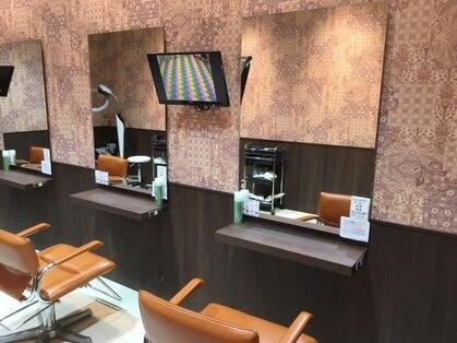 ヘアアンドメイク グランドトゥルース 水戸店(Hair&Make GRAND TRUTH)の写真