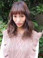 ガーデン ヘアーアンドボタニカル(Garden hair&botanical)ライラックグレージュ