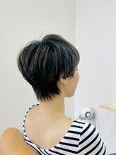 ヘアートープ ウニコ(life and hair design Hair Tope unico)《Hair Tope unico》大人な上品ショートスタイル