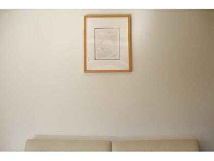 サロンドヘック(salon de hec.)の写真