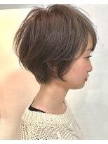 【penelope】 廣重 洋平 小顔ショートレイヤー ひし形